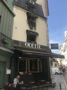 Odettes Paris Pastries