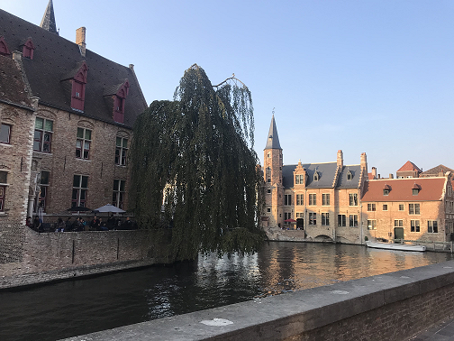 Bruges Canal Ride