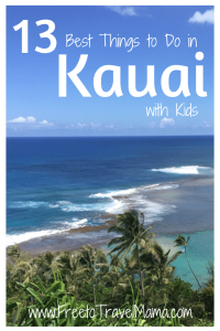 If you are one of the lucky families planning to travel to Hawaii, then I am happy to share with you the best things to do with kids in Kauai.