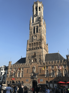 Belfry Tower Bruges Itinerary