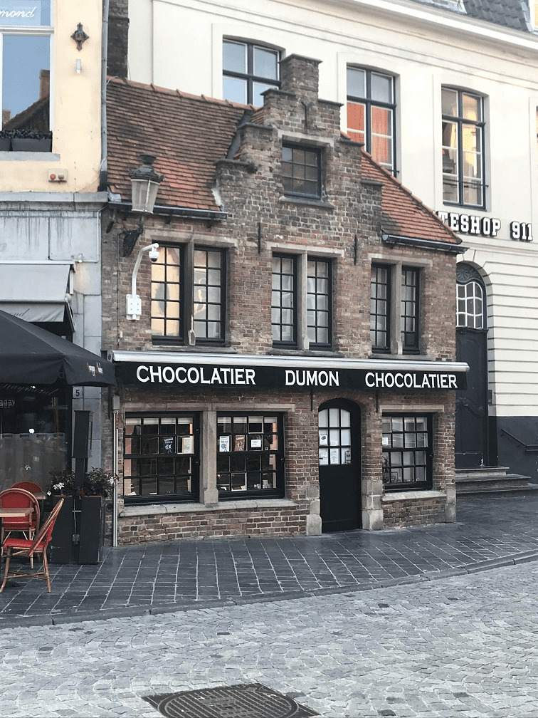 Chocolate Bruges Itinerary