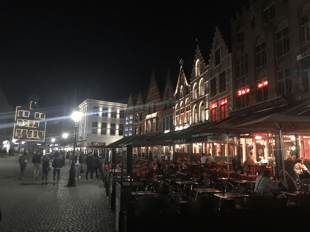 One Night in Bruges