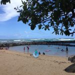 Hawaii on a Budget | You might be wondering if taking a dream vacation to Hawaii on a budget is even possible. Hawaii is one of our favorite places to travel as a couple and as a family, so we have compiled a list of the best ways to save money. Check out our tried and true tips below to help you get your toes in the sand too. #freetotravelmama #hawaii #hawaiionabudget