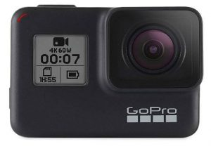 Travel Gift Ideas: GoPro Hero7