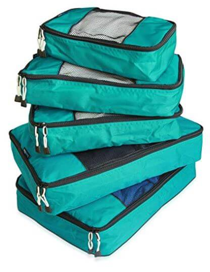 Travel Gift Idea: Travel Packing Cubes