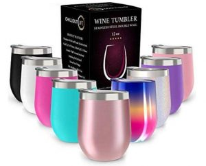 Travel Gift Ideas: Wine Tumblers