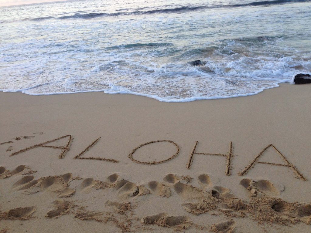 Hawaii Packing List inspiration from reef safe sunscreen to sundresses to gadgets to help you capture beautiful photos while keeping your valuables safe. #freetotravelmama #hawaii