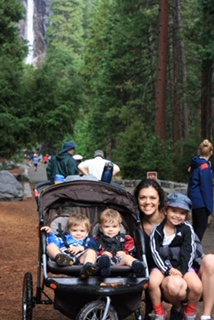 Yosemite Family Vacation Memories