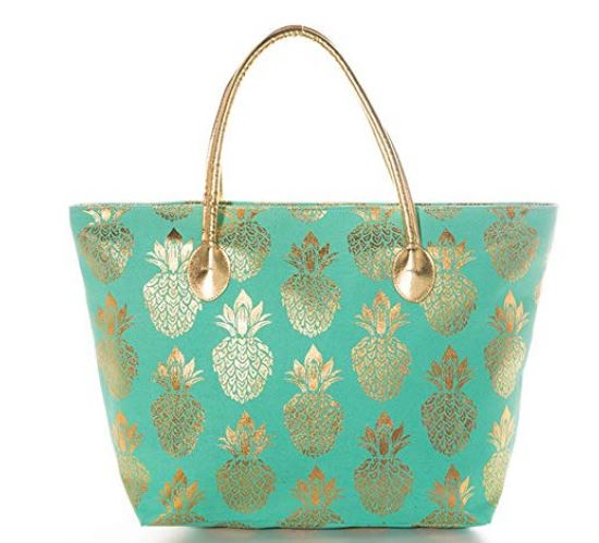 Pineapple Beach Bag - Christmas Gift o Travel