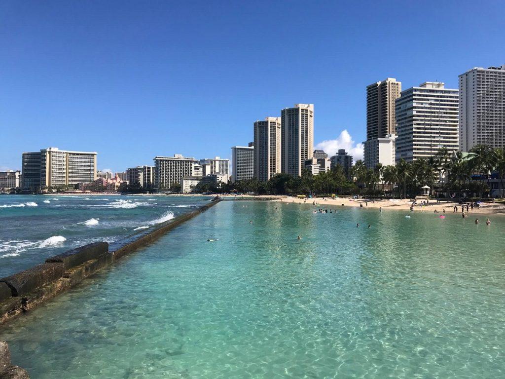 Oahu Itinerary: Waikiki Beach