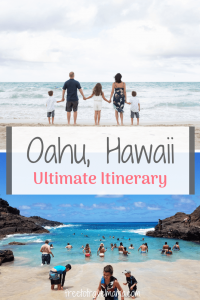 If you are heading to Oahu, here is your can't miss guide to exploring the island and planning a trip filled with beautiful beaches, tasty treats, and hidden gems. #freetotravelmama #hawaii #oahu