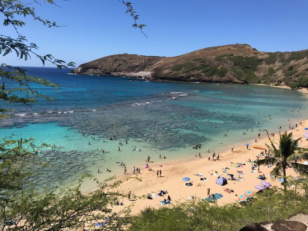 Itinerary Ideas for Oahu: Early morning snorkeling at Hanauma Bay