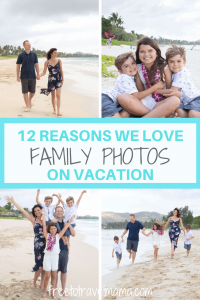 If you have planned your dream vacation, all you need now is for someone to capture those memories for you in a way that is much more flattering than selfies! Check out our top tips for booking a beautiful photo session to help you always remember your special trip. #freetotravelmama #travelphotos #familyvacation
