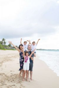 Flytographer Reviews: Family Photo Shoot in Hawaii