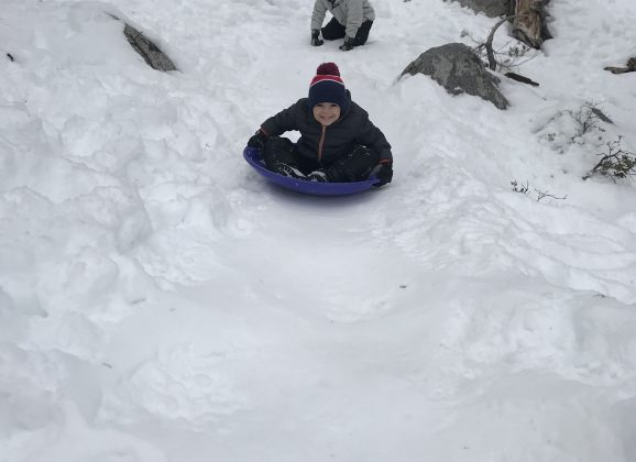 Lake Tahoe Winter Activities