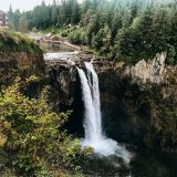 Waterfalls in Washington State Near Seattle