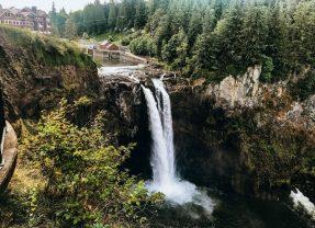 Waterfalls in Washington State Near Seattle