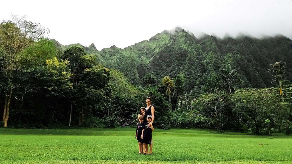 Ho'omaluhia Botanical Gardens on Oahu   #freetotravelmama | Oahu Hawaii Photography | Oahu Instagram Pictures |  Oahu Instagram Spots | Instagram Worthy Pictures in Oahu | Hawaii Instagram Pictures Oahu | Best Places for photos Oahu | Best Photo Spots Oahu