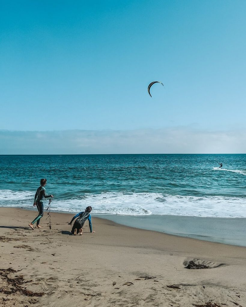 Santa Cruz is just one stop on California's Highway 1,  San Francisco to San Diego  road trip. With kids or without, this itinerary deserves to be on all bucket lists. From Northern California to Southern California, we've got you covered with budget and luxury recommendations. #freetotravelmama #sanfrancisco #california #californiaroadtrip